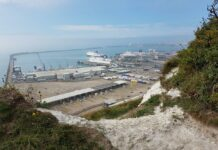 Dover, White Cliffs
