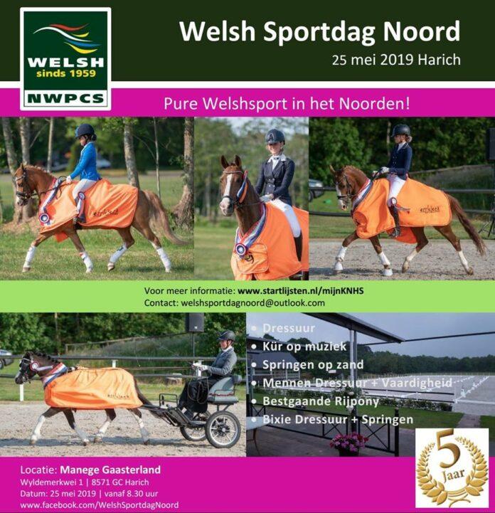 Welsh Sportdag Noord 2019