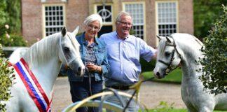 Gerrit en Leny van Beek