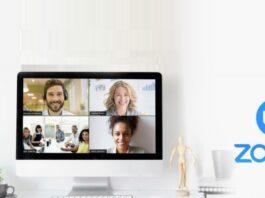 online vergaderen via zoom