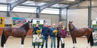 Henk Ebbers, Westerhuis Mercury & Sloot's Sir Thor fokkers en amazones