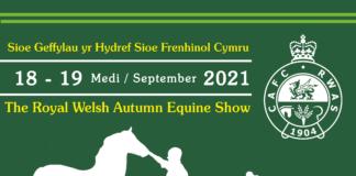 Royal Welsh Autumn Equine Show 2021